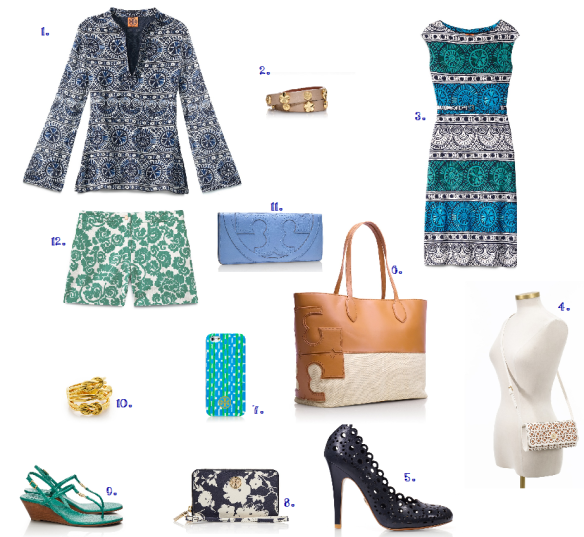 Tory Burch Spring Friends & Family Must Haves via Boston In Heels