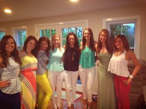 Ladies in Nantucket