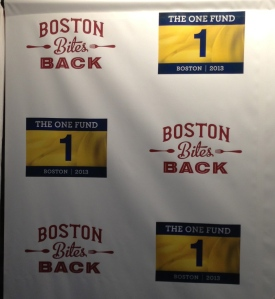 Boston Bites Back to support the One Fund